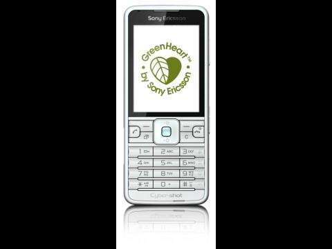 Sony Ericsson C901 GreanHeart