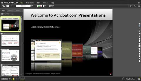 Acrobat.com - Presentations