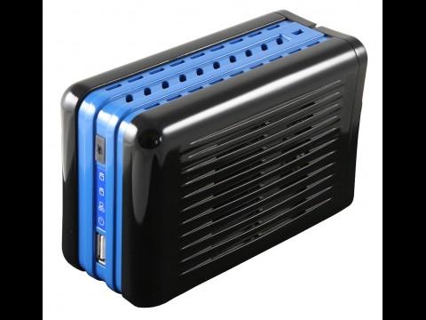 Allnet ALL6501 - Mini-NAS mit RAID 1 und Gigabit-Ethernet