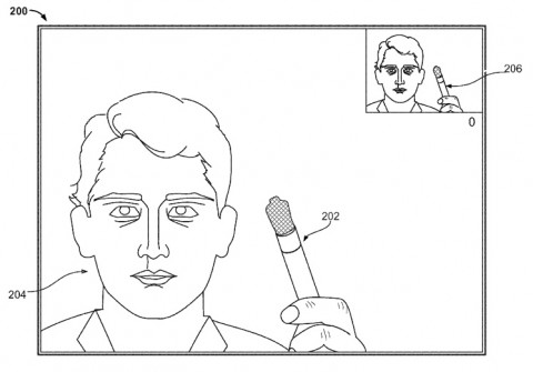 Der Bleistift wird zum Eingabewerkzeug.