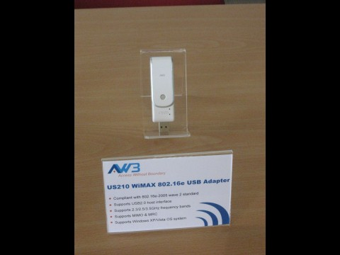 US210 WiMAX 802.16e - USB-Adapter
