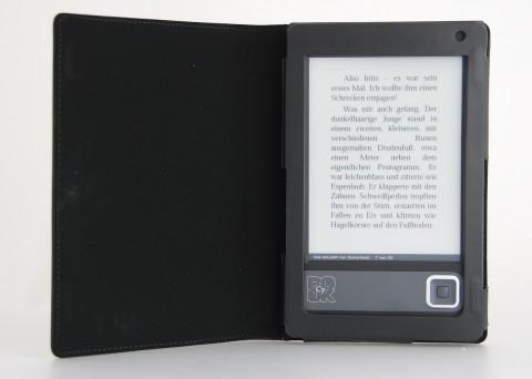 Der E-Book-Reader Cybook Gen3 kommt aus Frankreich. (Foto: wp)