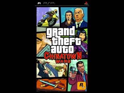 GTA Chinatown Wars für PSP