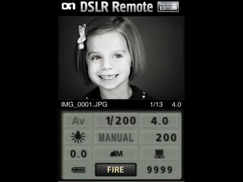 Onone DSLR Camera Remote