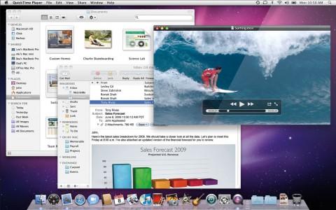 MacOS X Snow Leopard