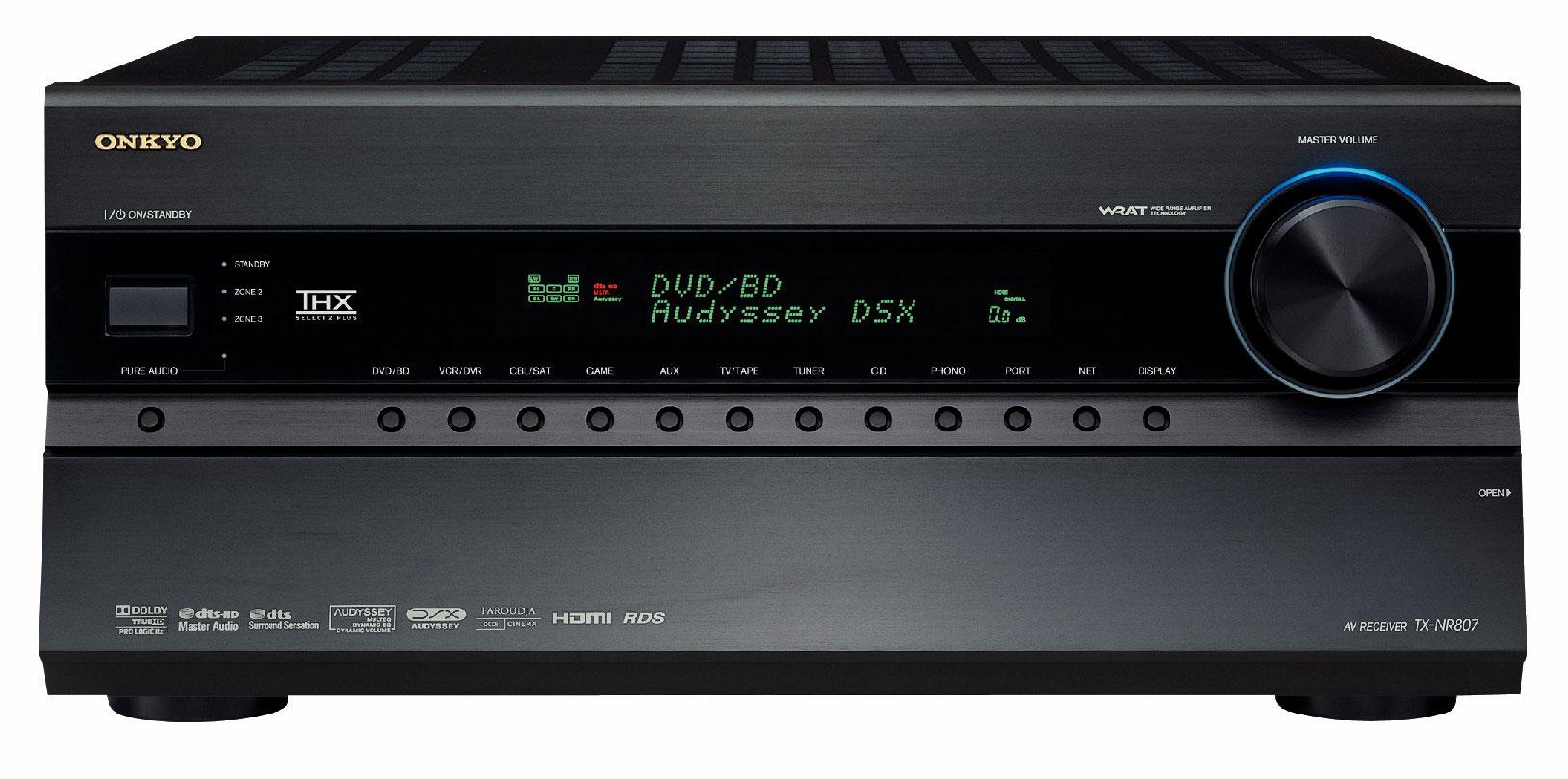 Neue Heimkino-Receiver und Blu-ray-Player von Onkyo ...