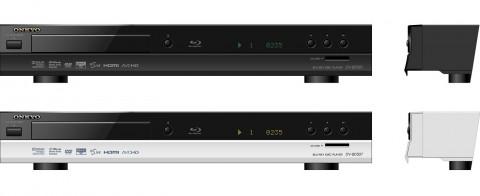 Blu-ray-Player Onkyo DV-BD507 - in Schwarz und Silber