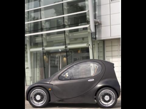 Riversimple Urban Car: Zweisitzer mit umweltfreundlichem Antrieb (Foto: Riversimple)