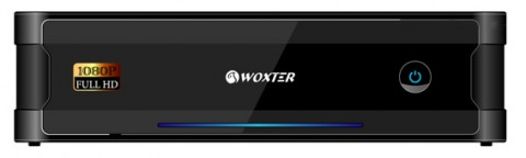 Woxter i-cube 750 - Netzwerk-Mediaplayer