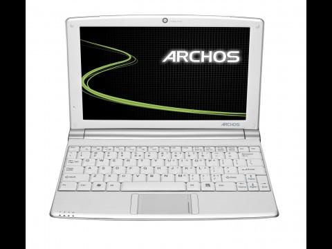 Archos 10s - Netbook mit 10,2-Zoll-LCD, 160-GByte-Festplatte, HDMI und einem Gewicht von 1 kg