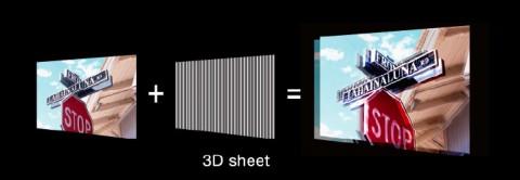 FinePix Real 3D - 3D-Fotos ausdrucken