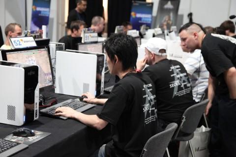 Impressionen: GC Online 2009