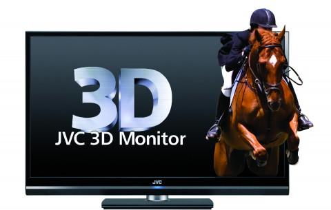 3D-Fernseher JVC GD-463D10
