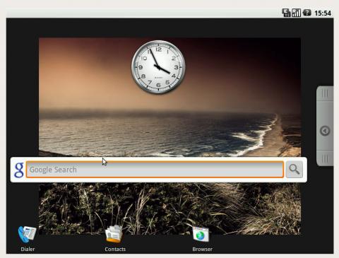 LiveAndroid 0.1