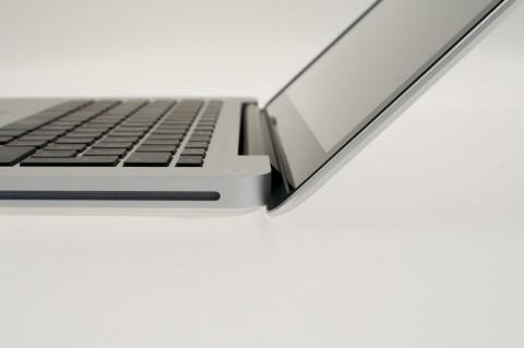 Maximaler Aufklappwinkel des Macbook Pro 13