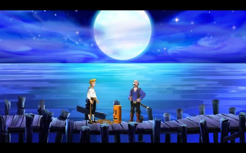 The Secret of Monkey Island SE