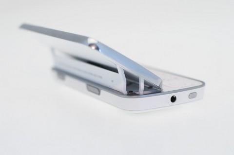 Nokia N97 - der Klappmechanismus