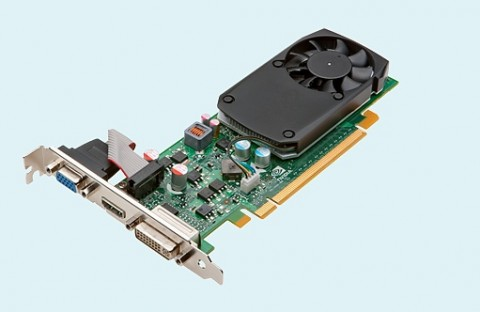Nvidia Geforce GT 220 (Referenzkarte)