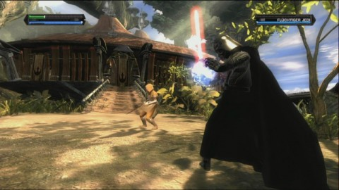 Star Wars: The Force Unleashed (Konsolenversion)