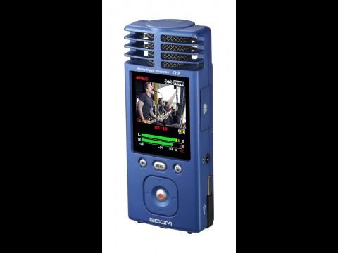 Samson Q3 Handy Video Recorder