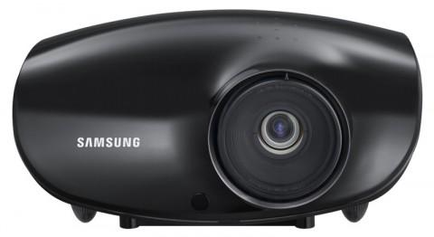Samsung SP-A600B - Heimkinoprojektor mit Full-HD und 24p
