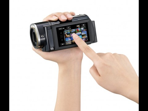 Sony HDR CX505