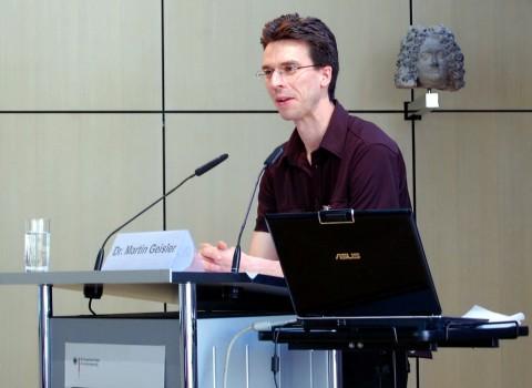 Martin Geisler, Spawnpoint Institut für Computerspiele Erfurt