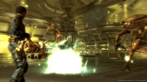 Mothership Zeta - Bethsofts vierte Downloaderweiterung für Fallout 3
