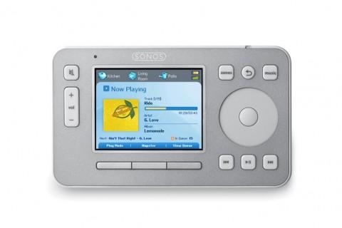 Der Vorgänger: Sonos Controller 100 (CR100)