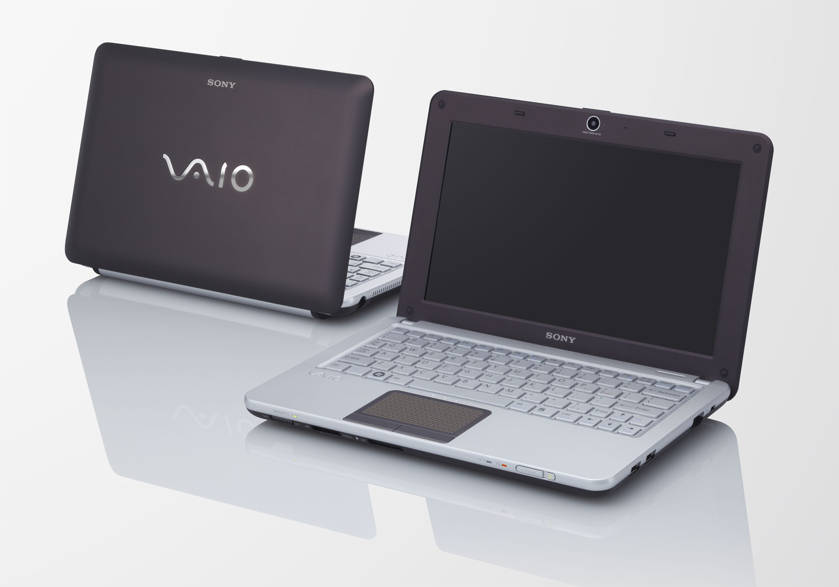 Sony vaio w series 10 1 zoll netbook auch in pink sony w series