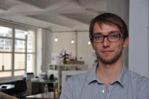 Jonas Liepmann ist einer der ersten Nutzer des Betahauses.
