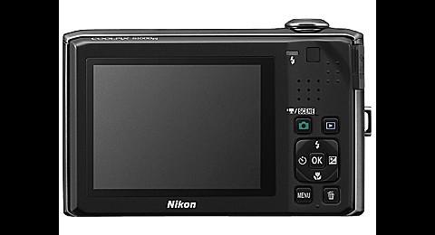 Nikon Coolpix S1000pj mit integriertem Projektor