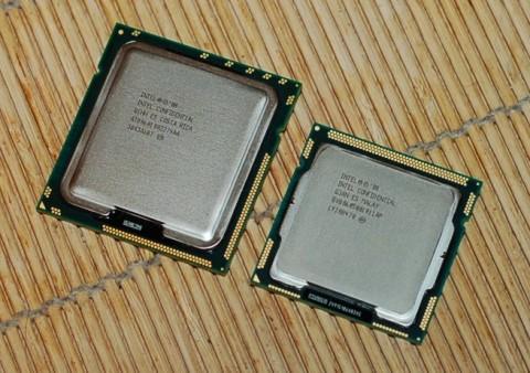 Diesmal wurden die CPUs nur äußerlich geschrumpft