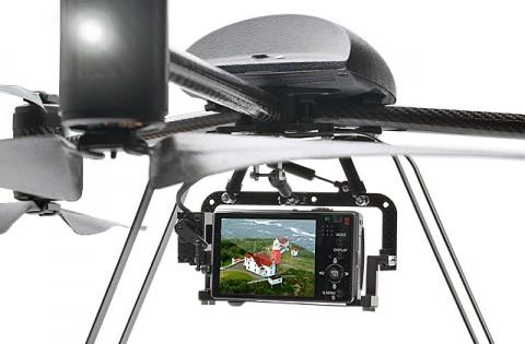 Draganflyer X4 mit Kamera