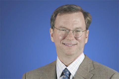 Google-CEO Eric Schmidt