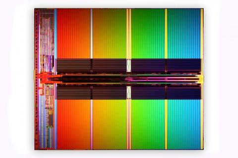 IM Flashs 34-Nanometer-Chip mit 32 Gigabit
