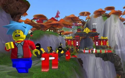 Lego Universe - Onlinerollenspiel von Netdevil