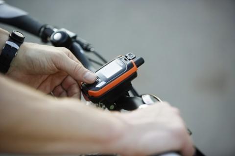 Mambo 2 Sport Edition am Fahrrad