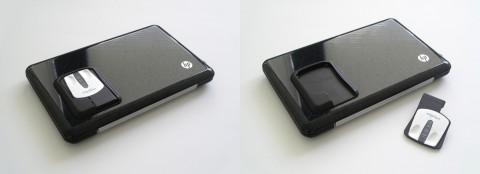 Mogo-Maus für Netbooks