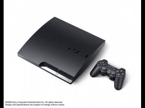PS3 Slim mit Controller