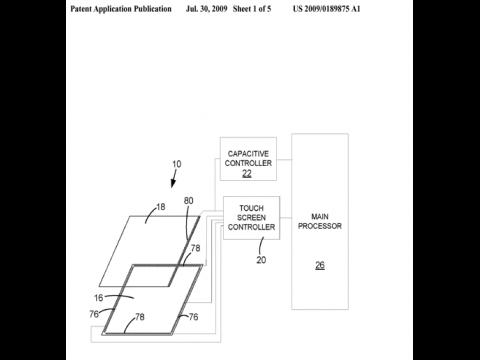 RIM-Patentantrag Hybrid-Touchscreen