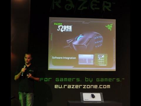 Razer Naga: Eine Maus mit 17 Tasten