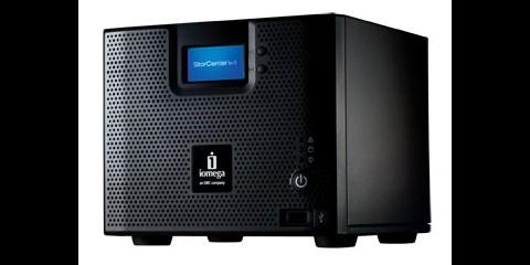 Iomega StorCenter ix4-200d mit bis zu 8 TByte