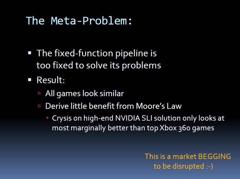 Tim Sweeney prophezeit das Ende der GPU -