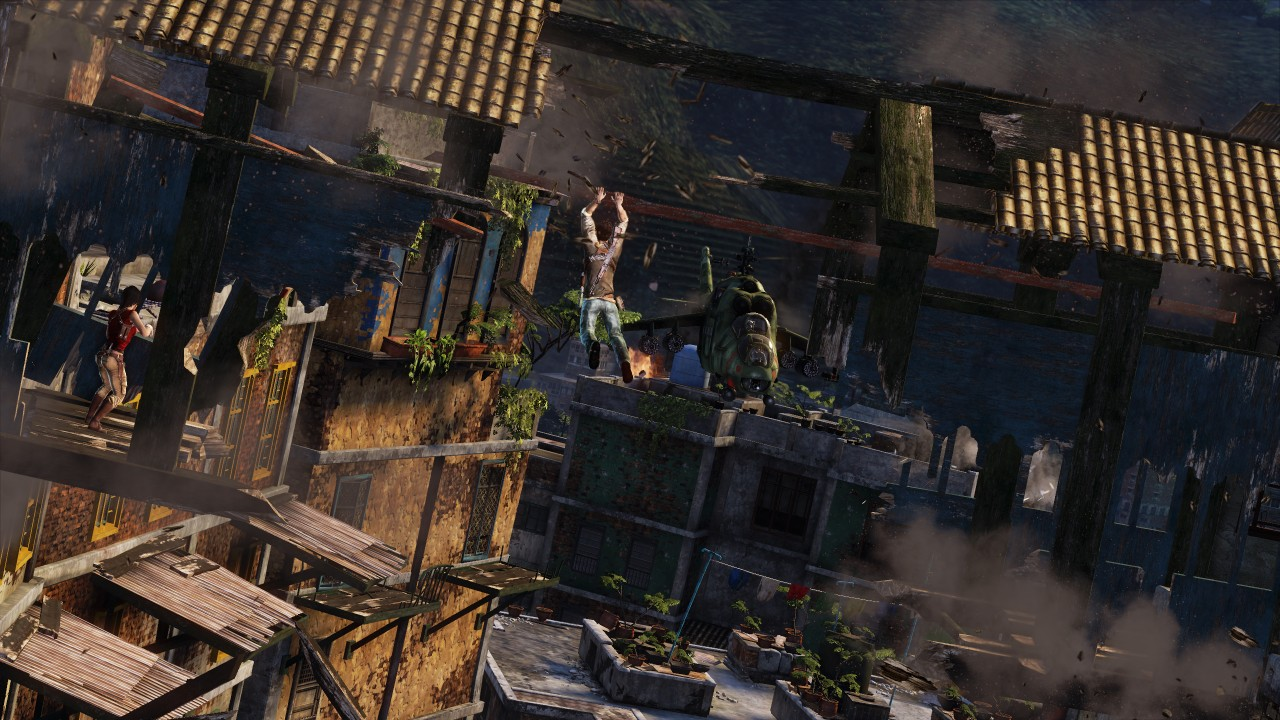 Klettern und kämpfen im Himalaya: Uncharted 2 - Uncharted 2: Among Thieves
