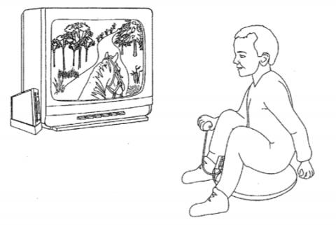 Wii-Reit-Controller