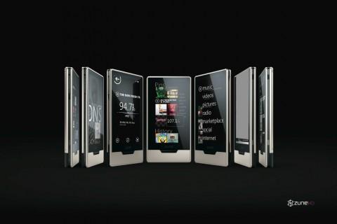 Zune HD mit OLED-Touchscreen und Nvidias Tegra-Chip