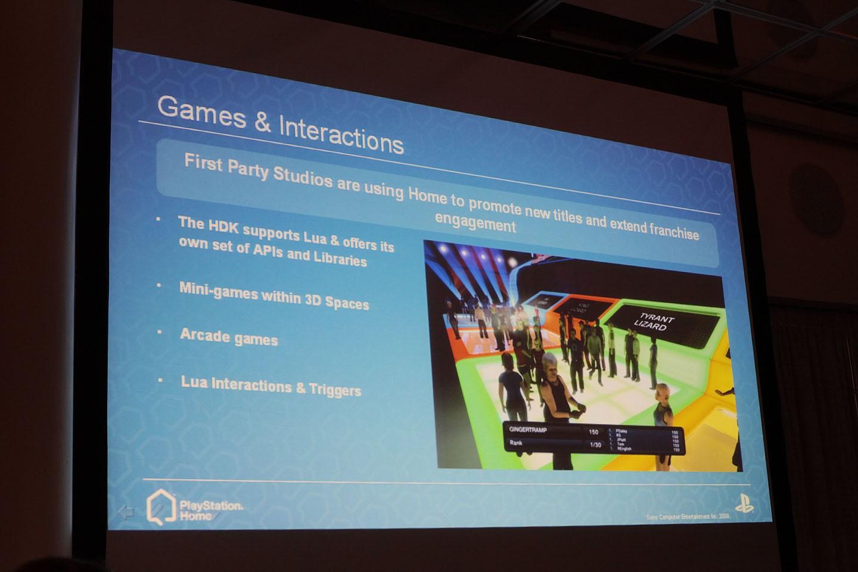 Playstation Home wird verbessert - Playstation Home - Spiele und Interaktion