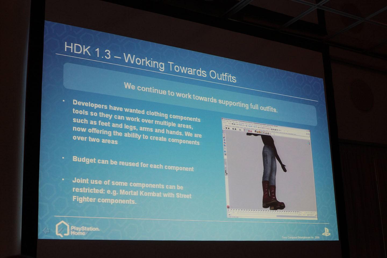 Playstation Home wird verbessert - Playstation Home - HDK 1.3 und Outfits