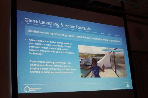 Playstation Home - soll Spieler für neue und bereits gekaufte Titel interessieren